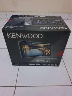 Box + Manual Book Kenwood DDX7015BT (Free Ongkir)