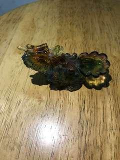 琉璃龍龜,水晶聚寶盆