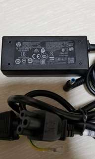 Hp notebook power adapter small pin