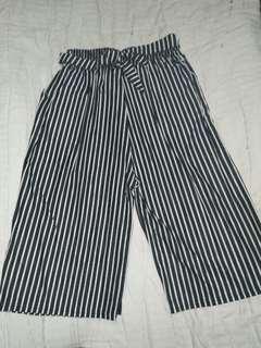 Stripes square pants