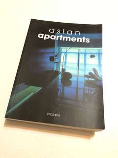 Asian Apartments Deco Book - To bless
