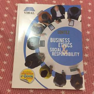 Business Ethics and Social Responsibility (Cortez)