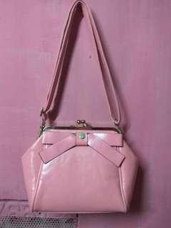 slingbag pink sophie martin