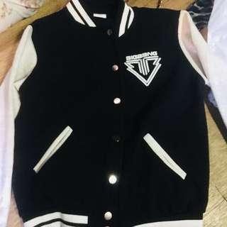 Limited Edition Bigbang Varsity Jacket