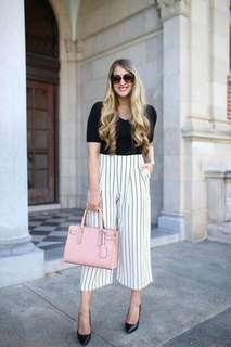 Top & Stripes Pants Terno