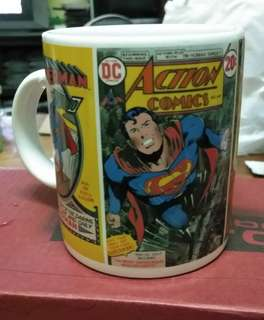 DC mug SUPERMAN
