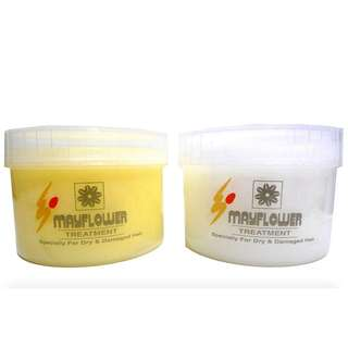 Mayflower Concentrated Hair Treatment Cream