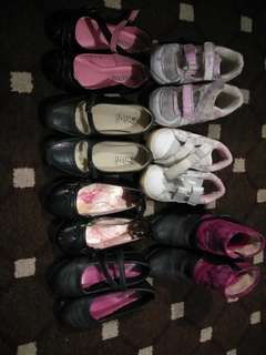 Take all rubber shoes, black shoes and boots BARBIE GIBI SOFIA
