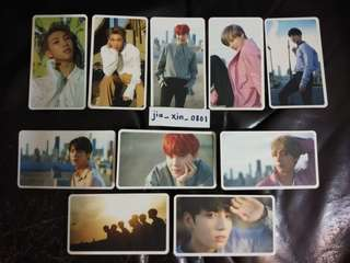[WTS] BTS dicon photoart & postcard