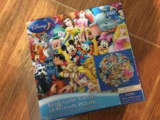 Disney puzzle 3D