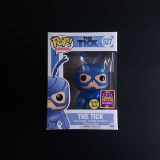 The Tick 2017 SDCC