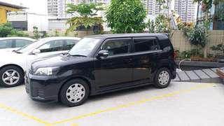 正2009 Toyota BB Rumion
