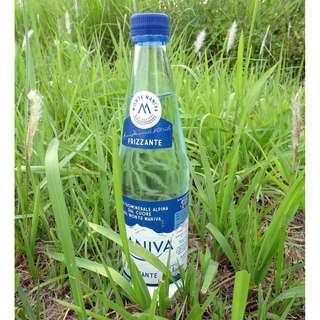意大利馬尼爾瓦高山有氣礦泉水 Maniva Alpine Mineral Water Sparkling 500ml Glass Bottle