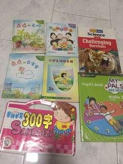P3 P4 text books