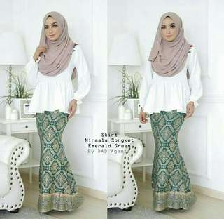 Skirt Nirmala Songket