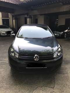 Volkswagen Golf 1.4 (A)