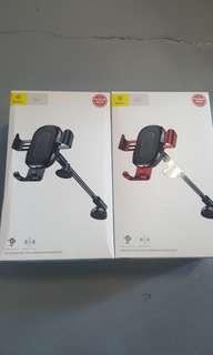 Baseus wireless phone holder
