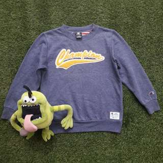 Champion/ Others Sweatshirt for Kids 10-14