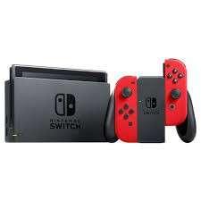 BNIB Nintendo Switch RED (Local Warranty)