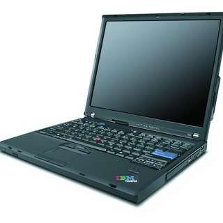 IBM ThinkPad T60