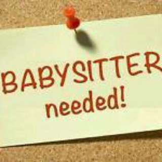 Looking for babysitter/nanny, confinement lady