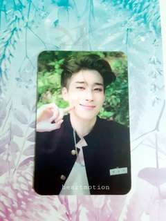 VICTON 빅톤 First Single Album - Time of Sorrow (Seungwoo lenticular PC)