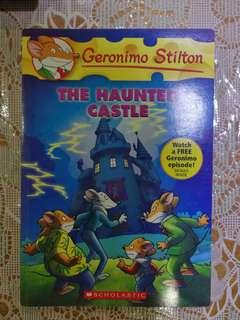 [Geronimo Stilton Series] #4 The Haunted Castle