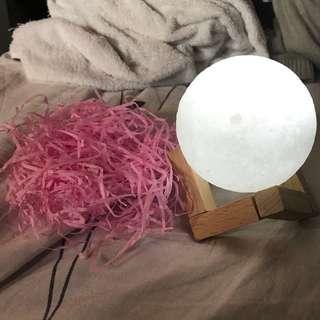 Brand new Moon Lamp Rush