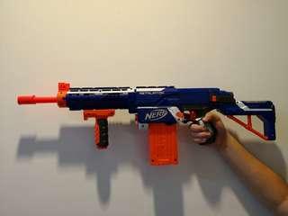 Nerf Retaliator (Modified)