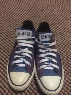 Original converse multicolor sneakers