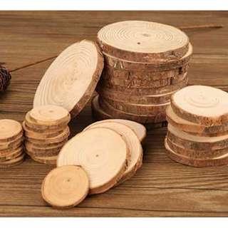 Tree Trunk Slice - 3 Sizes (Rental)