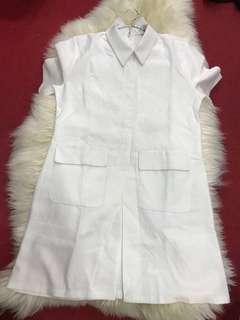 White Dress girl