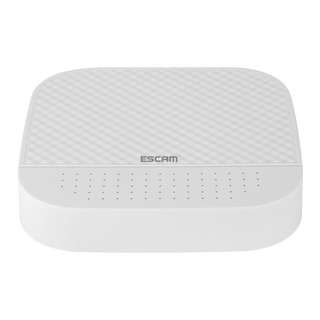 ESCAM PVR204 - 1080P 4+2CH ONVIF NVR with 2ch Cloud Channel For IP Camera System (CVAIA-I634)