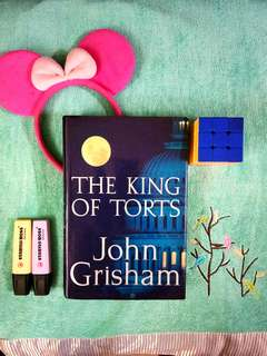 King of Torts by John Grisham