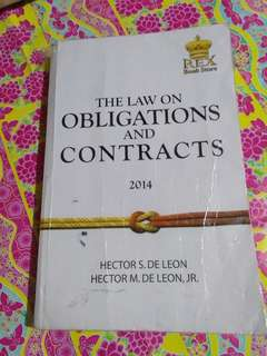 The Laws of OBLICON