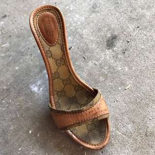Authentic Gucci Shoes Size 35