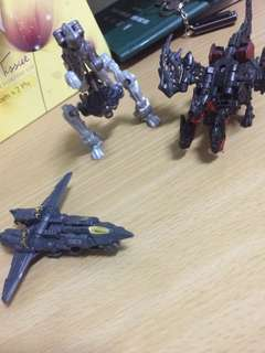 Transformers Figures 6 to 7 Steps