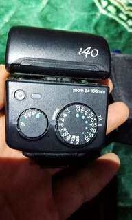 Nissin flash i40