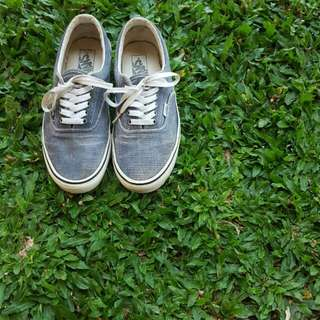 Vans Era Distressed Blue