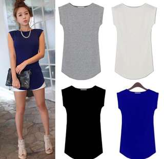 Casual T-Shirt Blouse
