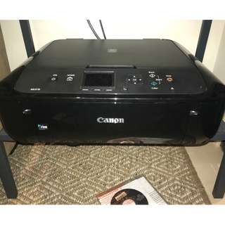 Canon 3 in 1 Multi-Function: Print, Scan, Copy