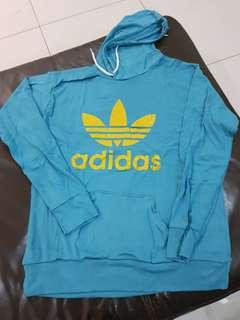 Adidas Hoodie Turquoise