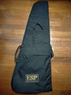 Reduced price! ESP padded electric bass gig bag! Text for quick deal!