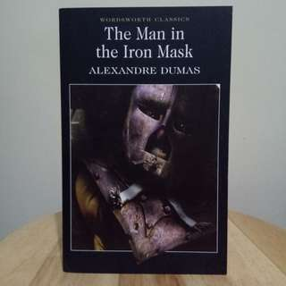 Man In The Iron Mask by Alexandre Dumas