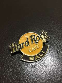 Hard Rock Cafe Bali Classic Pin