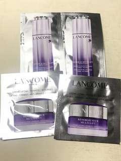 Lancome Renergie yeux Sample 試用 旅行裝 eye cream