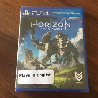 Brand New PS4 game