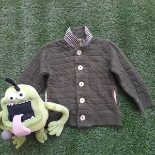 Baby sweater P12 L14