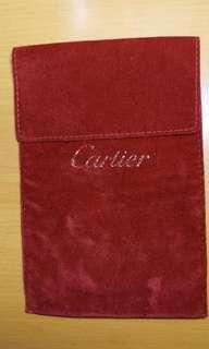 Cartier 錶袋