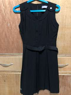 Juana black dress xl